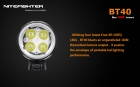 Фара велосипедная NiteFighter BT40 4x диода XPG аналог фары MagicShine MJ872
