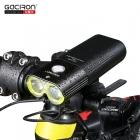 Велофара Gaciron V9D-1600   2 диода XML2 яркость 1600 люмен