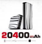 Внешний аккумулятор Yoobao ZEUS YB-666, 20400 мАч, 2 USB