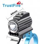 Велофара TrustFire D017 1 диод XML-U2 500 люмен