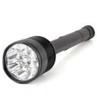 LED фонарь Trustfire X100 8000lmn, 7 led