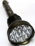 Мощный светодиодный фонарь TrustFire AK-90 13000Lmn