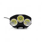 Велофара TrustFire D009 3-XM-L T6 2100 люмен